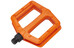 NS Bikes Nylon Pedal orange